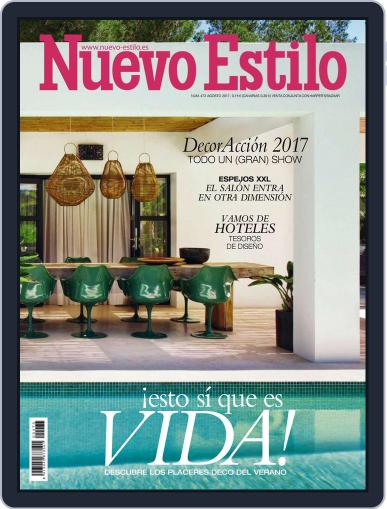 Nuevo Estilo (Digital) August 1st, 2017 Issue Cover