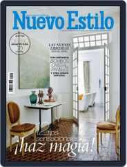 Nuevo Estilo (Digital) Subscription October 1st, 2016 Issue