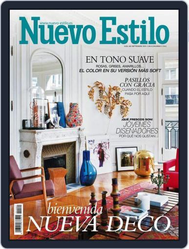 Nuevo Estilo (Digital) September 1st, 2016 Issue Cover