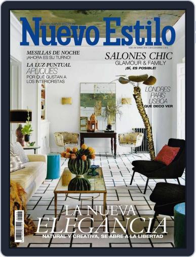 Nuevo Estilo (Digital) February 25th, 2016 Issue Cover