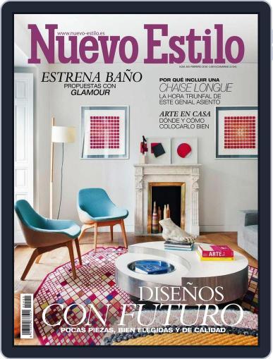 Nuevo Estilo (Digital) January 22nd, 2016 Issue Cover