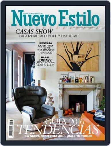 Nuevo Estilo (Digital) January 1st, 2016 Issue Cover