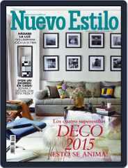 Nuevo Estilo (Digital) Subscription October 27th, 2014 Issue