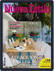 Nuevo Estilo (Digital) Subscription April 24th, 2013 Issue