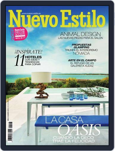 Nuevo Estilo (Digital) July 25th, 2012 Issue Cover