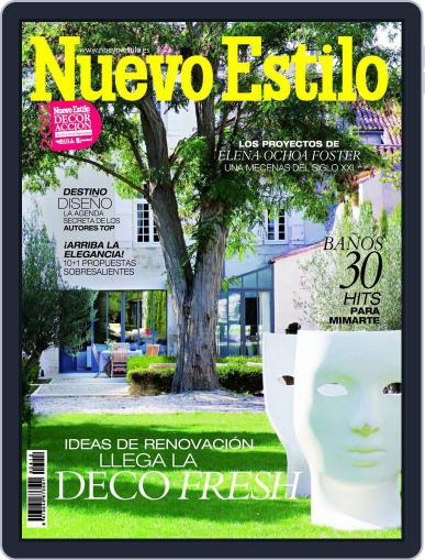 Nuevo Estilo (Digital) June 21st, 2012 Issue Cover