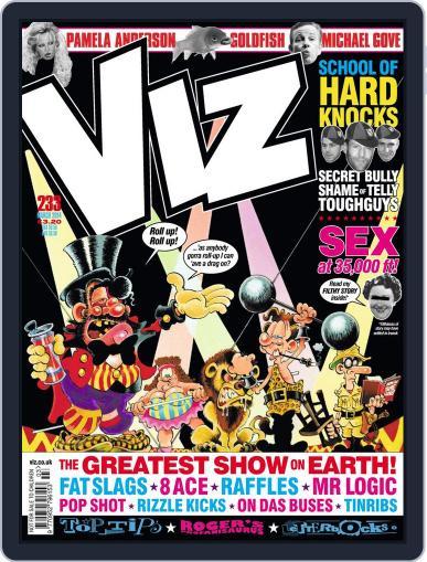 Viz (Digital) February 8th, 2014 Issue Cover