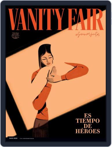 Vanity Fair España (Digital) May 1st, 2020 Issue Cover