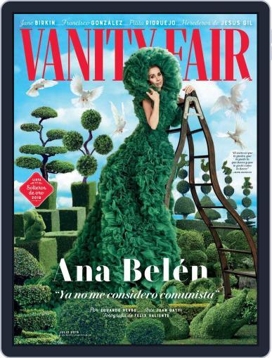Vanity Fair España (Digital) July 1st, 2019 Issue Cover