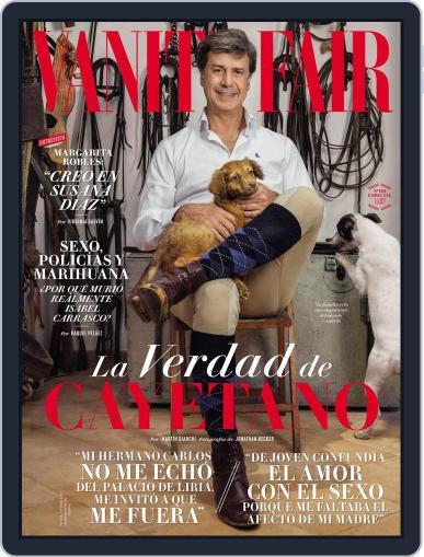 Vanity Fair España (Digital) January 1st, 2017 Issue Cover