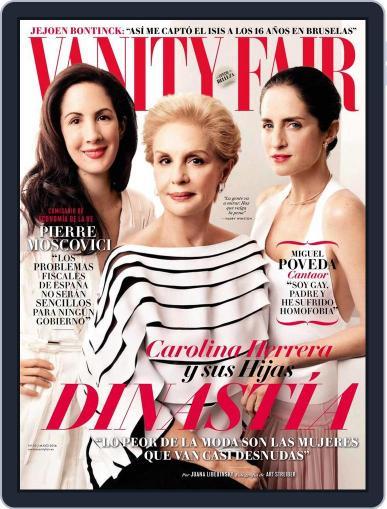 Vanity Fair España (Digital) April 21st, 2016 Issue Cover