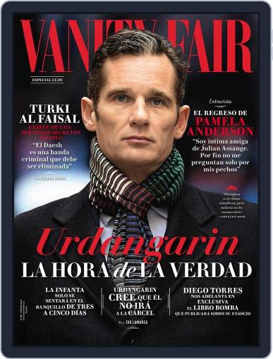Vanity Fair España (Digital) December 18th, 2015 Issue Cover