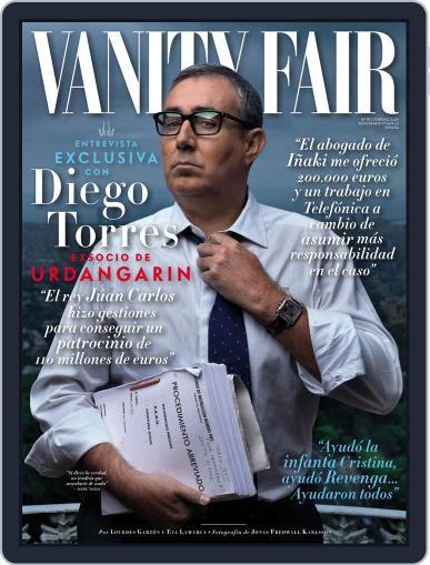 Vanity Fair España (Digital) January 23rd, 2015 Issue Cover