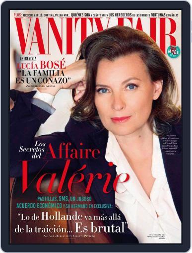 Vanity Fair España (Digital) February 19th, 2014 Issue Cover