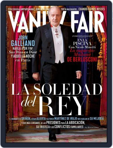Vanity Fair España (Digital) July 18th, 2013 Issue Cover