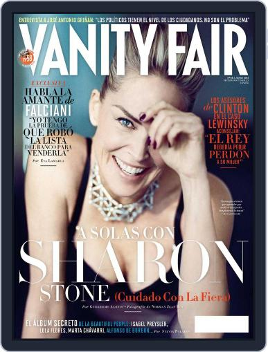 Vanity Fair España (Digital) May 21st, 2013 Issue Cover