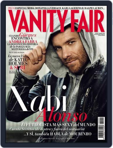 Vanity Fair España (Digital) February 24th, 2013 Issue Cover