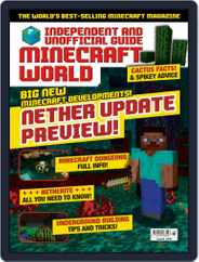 Minecraft World (Digital) Subscription March 19th, 2020 Issue