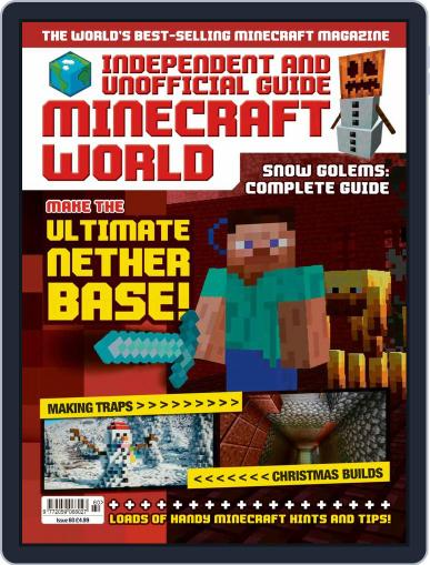 Minecraft World (Digital) March 1st, 2020 Issue Cover