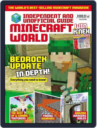 Minecraft World (Digital) June 1st, 2019 Issue Cover