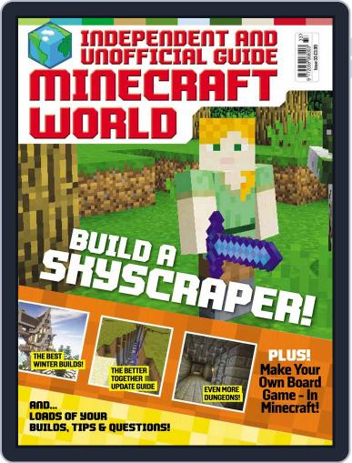 Minecraft World (Digital) January 1st, 2018 Issue Cover