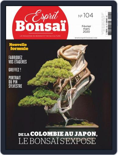 Esprit Bonsai (Digital) March 1st, 2020 Issue Cover
