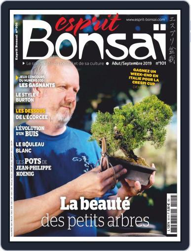 Esprit Bonsai (Digital) August 1st, 2019 Issue Cover