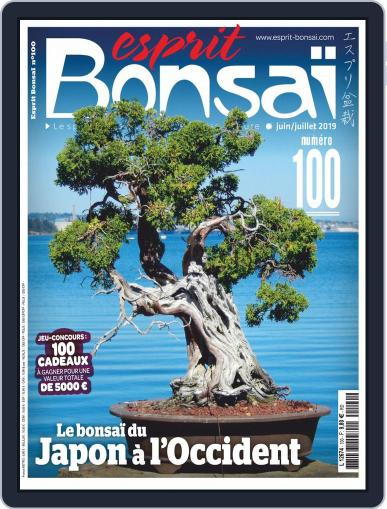 Esprit Bonsai (Digital) June 1st, 2019 Issue Cover