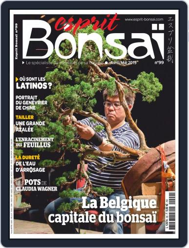 Esprit Bonsai (Digital) April 1st, 2019 Issue Cover