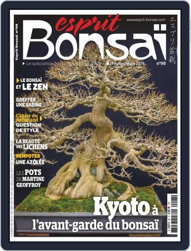 Esprit Bonsai (Digital) February 1st, 2019 Issue Cover