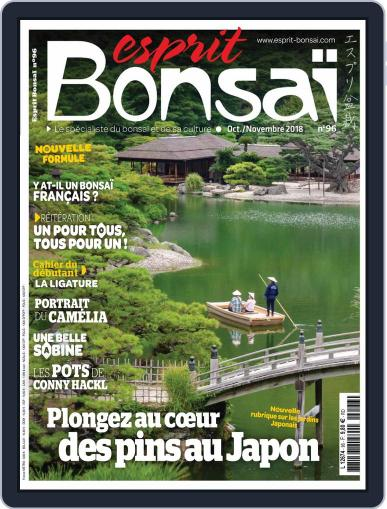 Esprit Bonsai (Digital) October 1st, 2018 Issue Cover
