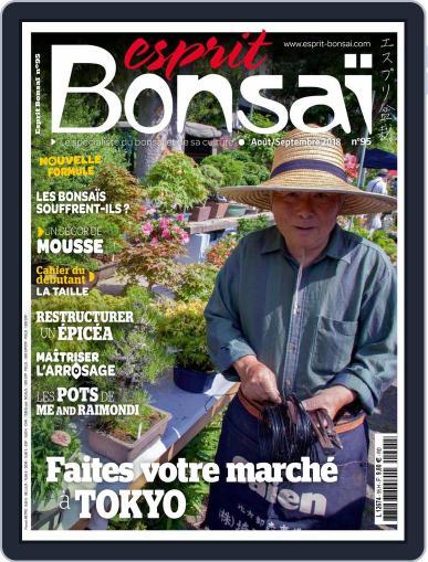 Esprit Bonsai (Digital) August 1st, 2018 Issue Cover