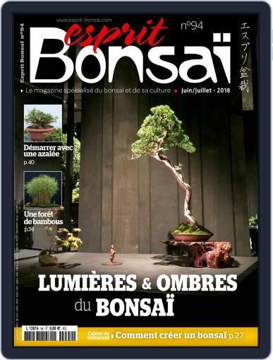 Esprit Bonsai (Digital) June 1st, 2018 Issue Cover