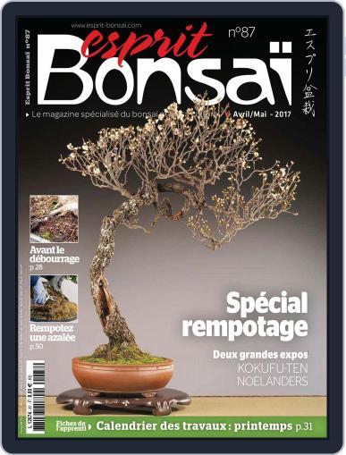 Esprit Bonsai (Digital) March 24th, 2017 Issue Cover