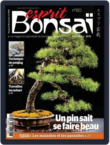 Esprit Bonsai (Digital) January 20th, 2016 Issue Cover