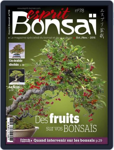 Esprit Bonsai (Digital) October 1st, 2015 Issue Cover