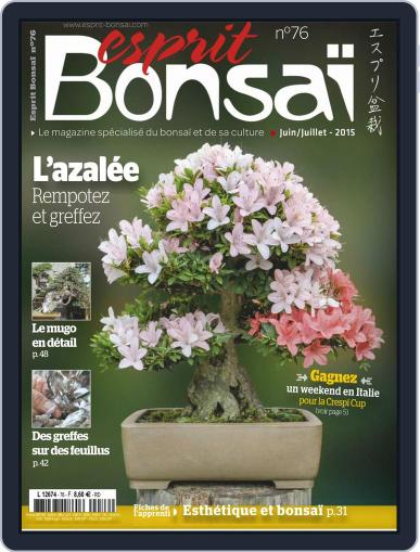 Esprit Bonsai (Digital) May 21st, 2015 Issue Cover