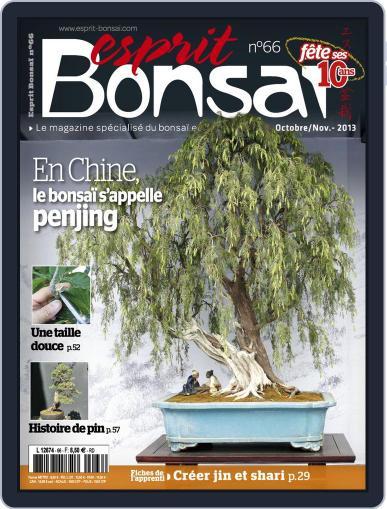 Esprit Bonsai (Digital) September 19th, 2013 Issue Cover