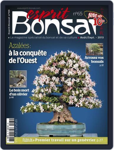 Esprit Bonsai (Digital) July 19th, 2013 Issue Cover