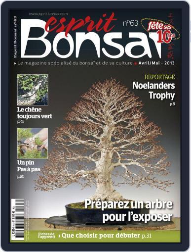 Esprit Bonsai (Digital) March 19th, 2013 Issue Cover