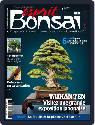 Esprit Bonsai (Digital) September 19th, 2012 Issue Cover