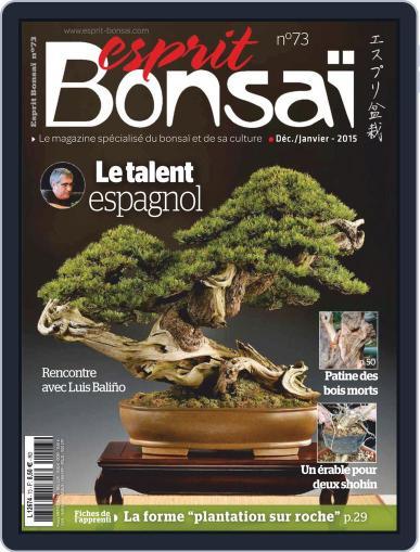 Esprit Bonsai (Digital) August 5th, 2012 Issue Cover
