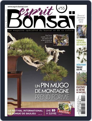 Esprit Bonsai (Digital) November 28th, 2011 Issue Cover