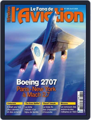 Le Fana De L'aviation (Digital) April 1st, 2020 Issue Cover