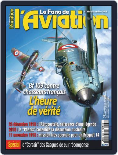 Le Fana De L'aviation (Digital) December 1st, 2018 Issue Cover