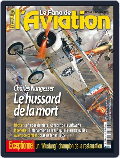 Le Fana De L'aviation (Digital) October 1st, 2015 Issue Cover