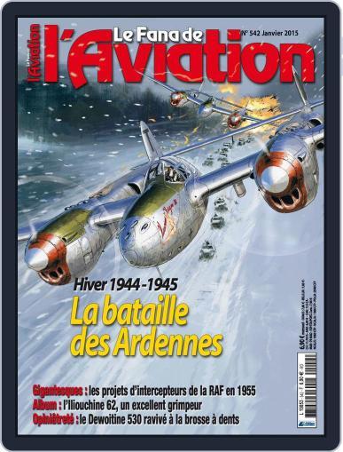 Le Fana De L'aviation (Digital) December 21st, 2014 Issue Cover