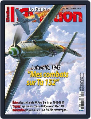 Le Fana De L'aviation (Digital) December 21st, 2013 Issue Cover