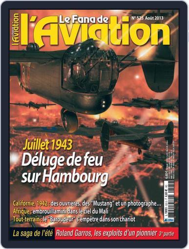 Le Fana De L'aviation (Digital) July 19th, 2013 Issue Cover