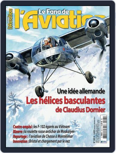 Le Fana De L'aviation (Digital) November 25th, 2011 Issue Cover